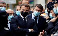 Μακρόν από τη Νίκαια: 'Η Γαλλία δέχθηκε επίθεση - Δεν θα κάνουμε πίσω'