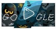 Παιχνίδι με φαντάσματα το Doodle της Google για το Halloween