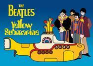 Προβολή ταινίας 'Yellow Submarine' στο Καφέ Γέφυρες