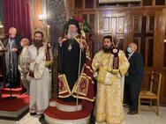 Πάτρα: Με λαμπρότητα εορτάστηκε η μνήμη των θαυματουργών Αναργύρων Κοσμά και Δαμιανού (φωτο)