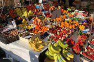 Κορωνοϊός: Έλεγχος σε λαϊκή αγορά της Πάτρας για την τήρηση των μέτρων