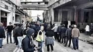 Πάτρα: Μοριακοί έλεγχοι από τον ΕΟΔΥ στους άστεγους πρόσφυγες του Λαδόπουλου