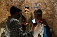 Το καταφύγιο της Πάτρας στα Ψηλαλώνια κερδίζει το ενδιαφέρον των μαθητών (φωτο)