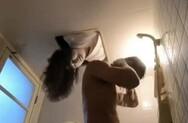 Τρομακτική φάρσα στο μπάνιο τύπου... Τhe Ring (video)