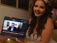 Στη Νέα Υόρκη ο πρώτος διαδικτυακός γάμος εν μέσω κορωνοϊού