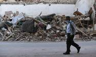 Σεισμός στη Σάμο: Αυτοψία Μενδώνη στα μνημεία που επλήγησαν