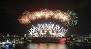 Αυστραλία: Χωρίς κόσμο το σόου πυροτεχνημάτων της Πρωτοχρονιάς
