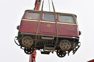 Η Πάτρα 'τροφοδοτεί' το νέο Σιδηροδρομικό Μουσείο στο Μηχανοστάσιο Πειραιώς