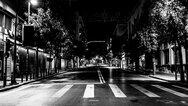 Νύχτα καραντίνας στην Πάτρα, σε μια πόλη «νεκρή» που όμως ζει! (φωτο)