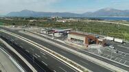 Ολυμπία Οδός: Φυσικό αέριο για πρώτη φορά σε αυτοκινητόδρομο στα ΣΕΑ Ψαθόπυργου