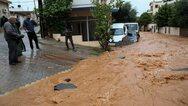 Μ. Λέκκας: Στα Μάλια έπεσε βροχή ενός έτους σε 24ώρες
