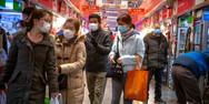 Κίνα: Αυξήθηκαν τα ταξίδια παρά τον κορωνοϊό