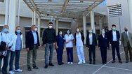 Κικίλιας: Δύο περιστατικά από την Καρδίτσα στη ΜΕΘ του νοσοκομείου Χαλκίδας