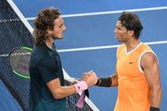 Τσιτσιπάς για ATP Finals: Φαβορί στον όμιλο ο Ναδάλ