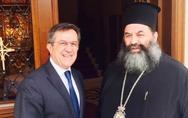 Νίκος Νικολόπουλος: 'Λίγα λόγια για τον μακαριστό Μητροπολίτη Λαγκαδά'