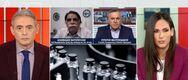 Βατόπουλος - Κορωνοϊός: Σταδιακά η άρση του lockdown όταν πέσουν τα κρούσματα