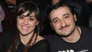 Βασίλης Χαραλαμπόπουλος: Συγκινήθηκε όταν η σύζυγός του μίλησε γι΄ αυτόν (video)