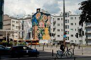 Ένα γκράφιτι μπορεί να μειώσει την ατμοσφαιρική ρύπανση (φωτο)