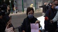 Ακυρώθηκε το πρόστιμο των 300 ευρώ για τη γυναίκα που άφησε ένα λουλούδι στο Πολυτεχνείο