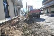 Πάτρα: Κατασκευή πεζοδρομίων και μικρών έργων σε διάφορες περιοχές