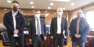 Επίσκεψη ΕΑΥΑ στο Υπουργείο Προστασίας του Πολίτη