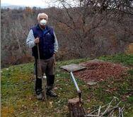 Δράμα: Καραντίνα με μάσκες και αποστάσεις σε χωριό εννέα κατοίκων