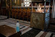 Ένταση και «ξύλο» σε εκκλησία της Χαλκιδικής - Δυο συλλήψεις