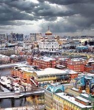 Η πρωτεύουσα της Ρωσίας μέσα από τέλειες επαγγελματικές φωτογραφίες