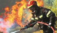 Αχαΐα: Ξέσπασε φωτιά στα Γιωτέικα