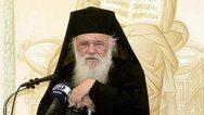 Αρχιεπίσκοπος Ιερώνυμος - Βελτιωμένη η κατάσταση της υγείας του