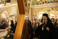 Μητροπολίτης Πατρών Χρυσόστομος: 'Ο Άγιος Ανδρέας θα είναι στα σπίτια σας...'