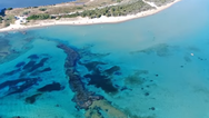 Παραλία 'Ασπίδα του Βρασίδα': Η πιο... ιστορική της Ελλάδας (video)