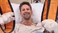 Formula 1: Συγκλονίζει η εικόνα του Γκροζάν από το νοσοκομείο (video)