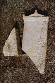 Οκτώ τάφοι προϊστορικών χρόνων ανακαλύφθηκαν σε οικόπεδο της Ηλείας (φωτο)