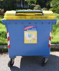 Πάτρα: Μπλε κάδοι ανακύκλωσης στους χώρους του Πανεπιστημίου και ΑΤΕΙ