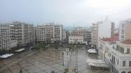 Δυτική Ελλάδα: Αλλαγή σκηνικού του καιρού - Ισχυρές βροχές και καταιγίδες