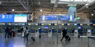 Αεροδρόμιο «Ελ. Βενιζέλος»: Πτώση 84,2% στην επιβατική κίνηση τον Νοέμβριο