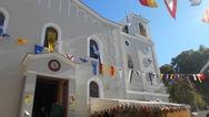Πάτρα: Πιστοί έξω από το ναό του Αγίου Νικολάου για να προσκυνήσουν