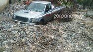 Χανιά: Παρασύρθηκε κτηνοτρόφος με το αυτοκίνητό του (video)