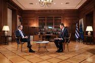 Μητσοτάκης: Έπρεπε να κλείσουμε τη Θεσσαλονίκη νωρίτερα - Χριστούγεννα με εννέα άτομα το πολύ