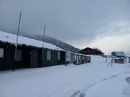 Στα λευκά το Χιονοδρομικό Κέντρο Καλαβρύτων - Από το νέο έτος πιθανότατα η πρόσβαση σε αυτό (pics)