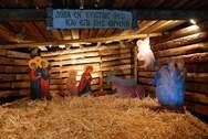 Πάτρα: Υπέροχη και φέτος η Χριστουγεννιάτικη Φάτνη στα Κρύα Ιτεών (pics+video)