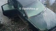 Ξάνθη: Αυτοκίνητο 'εισέβαλε' σε σπίτι (φωτο)