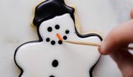 Iδέες για απίθανα χριστουγεννιάτικα γλυκά (video)