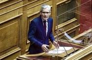Ο Άγγελος Τσιγκρής εκπρόσωπος της Βουλής στο μνημόσυνο του Καλαβρυτινού Ολοκαυτώματος