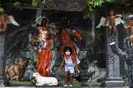 Βραζιλία: Ένας μαύρος Ιησούς γεννιέται σε απανθρακωμένο ξέφωτο της Αμαζονίας (φωτο)