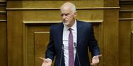 Γ. Παπανδρέου στην Ολομέλεια της Βουλής: Χωρίς δημόσια υγεία δεν μπορεί να υπάρξει οικονομία