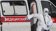 Ρωσία - Κορωνοϊός: Μόλις 4% κλίνες Covid έχουν μείνει διαθέσιμες στην Αγία Πετρούπολη