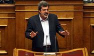 Βουλή - Αίρεται η ασυλία του Παύλου Πολάκη