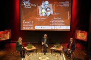 Πάτρα: Με επιτυχία ολοκληρώθηκε το 3ο Διεθνές Φεστιβάλ Ποίησης (φωτο)